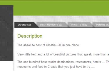 Croatia Top 100 – Prva turistička aplikacija za Android OS na čak 15 jezika