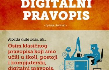 Infografika – Digitalni pravopis