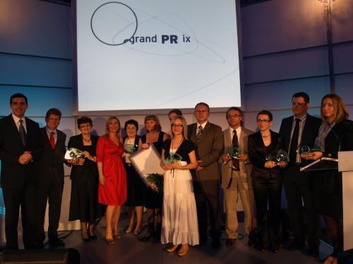 Dobitnici Grand Prix 2008 za odnose s javnošću u HR