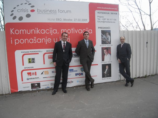 Crisis Business Forum Mostar