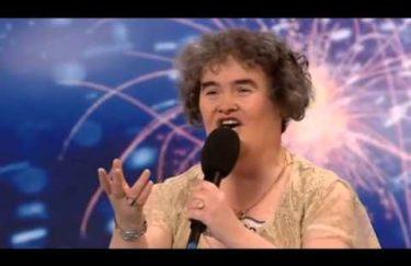 Neslavan kraj Susan Boyle?