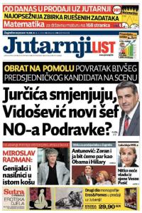 20100324 Naslovnica Jutarnji list Vidošević