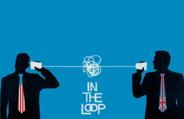 Buduća Manjgura DVD preporuka: In the Loop (U banani)