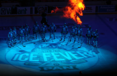 Hokejaši Medveščaka u čaroliji Luminusa za novu reklamu Vindije – Iso Sport