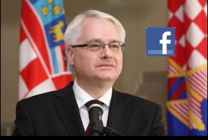 Ivo Josipović postao jedan od najvećih domaćih Facebook brandova