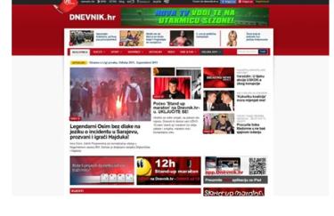Dobitnici VIDI WEB TOP 100 nagrada za 2011.