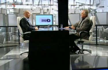 Ivo Sanader gost emisije Nedjeljom u dva