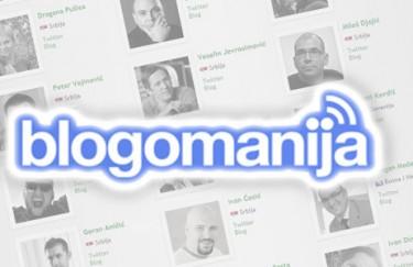 Još sedam dana do Blogomanije – najvećeg regionalnog skupa o blogu i blogerima