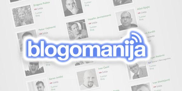 blogomanija