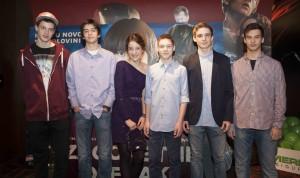 Povratak u djetinjstvo sa Zagonetnim dječakom – drugim u seriji dječjih filmova o Koku