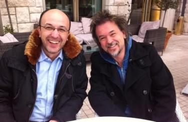 S Manjgurom na Gibonnija u Budimpešti 25.3. – svjetska premijera novog albuma na engleskom
