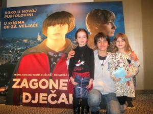Antonio Parac i gledateljice