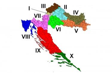 Rezultati parlamentarnih izbora u Hrvatskoj od 2000. do 2011. godine po izbornim jedinicama