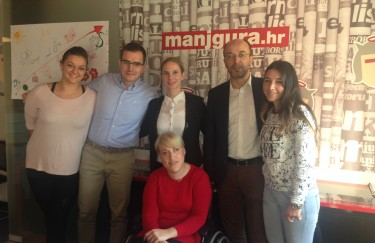"""Manjgura se uključila u program provedbe stručne prakse za osobe s tjelesnim invaliditetom """"STARTUP"""""""