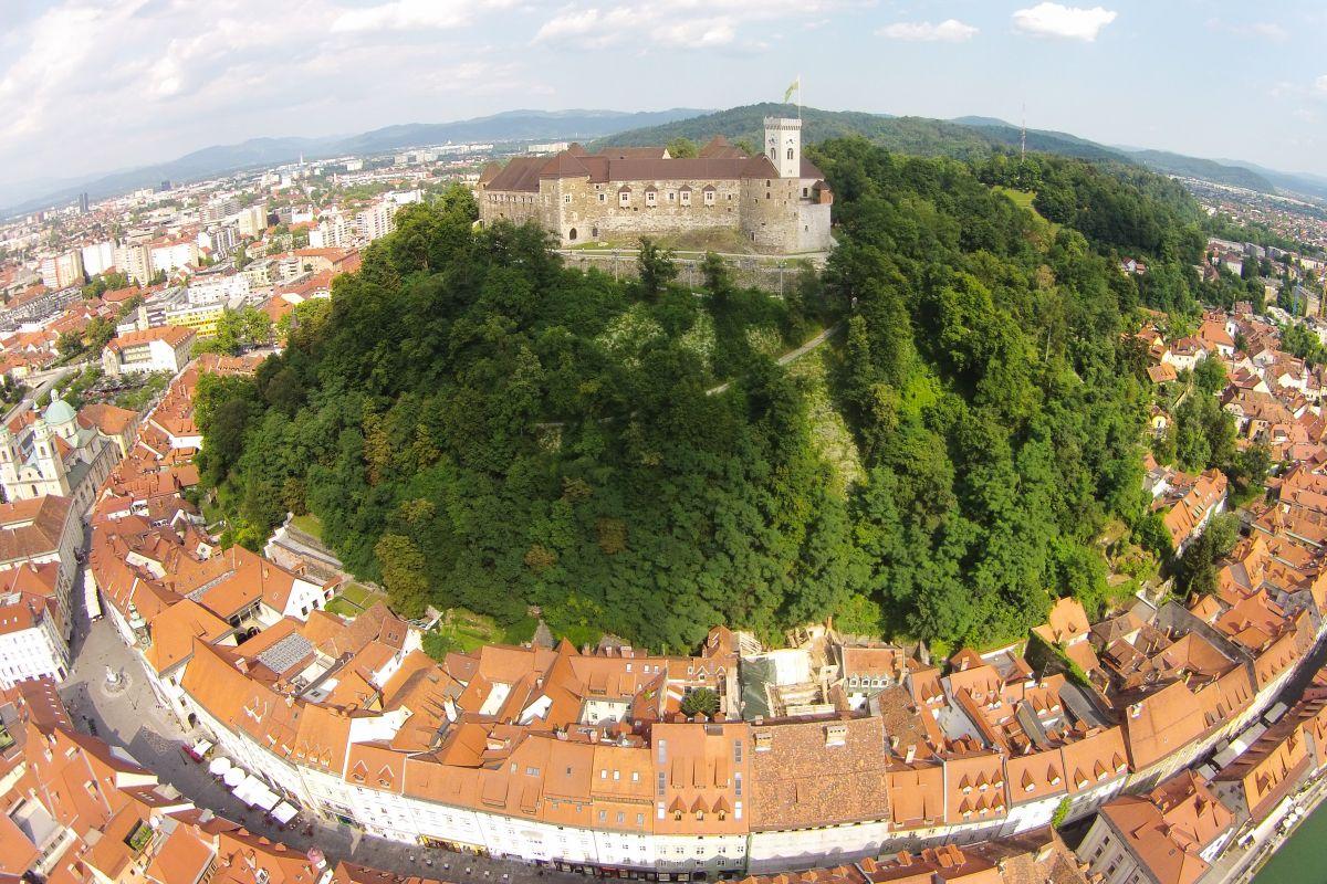 Ljubljanski dvorac