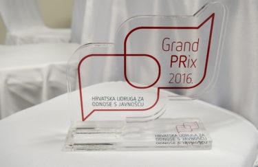 HUOJ Grand PRix: priznanja najboljima od najboljih u struci