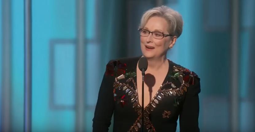 Meryl Streep (Izvor: Youtube)