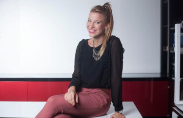 Katja Vretenar – novinarka, PR stručnjakinja, znanstvenica – prava žena u muškom gradu