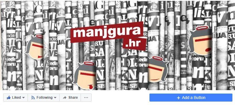 Manjgura, facebook cover, facebook naslovna fotografija
