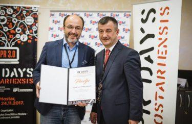 Krešimir Macan ovogodišnji dobitnik priznanja za doprinos u razvoju profesije