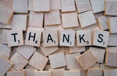 Treba znati reći hvala