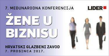 Željka Ogresta i Krešimir Macan upoznaju vas sa Ženama u biznisu