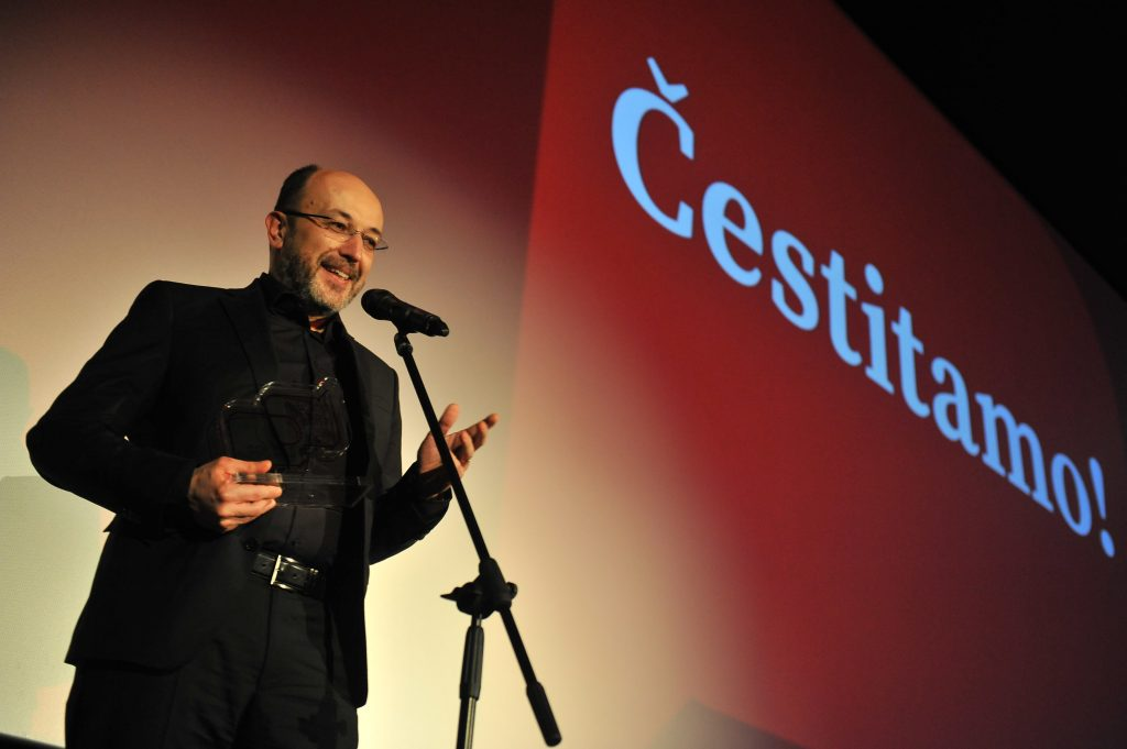 Krešimir Macan dobio nagradu za razvoj struke.