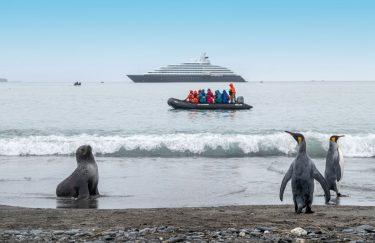 """Ekipa HRT-a u posjetu """"Scenic Eclipseu"""": """"Brod koji predstavlja vrhunac najnovije tehnologije"""""""