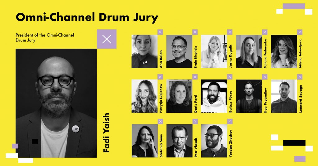 Žiri za kategoriju Omni-Channel, izvor: Golden Drum